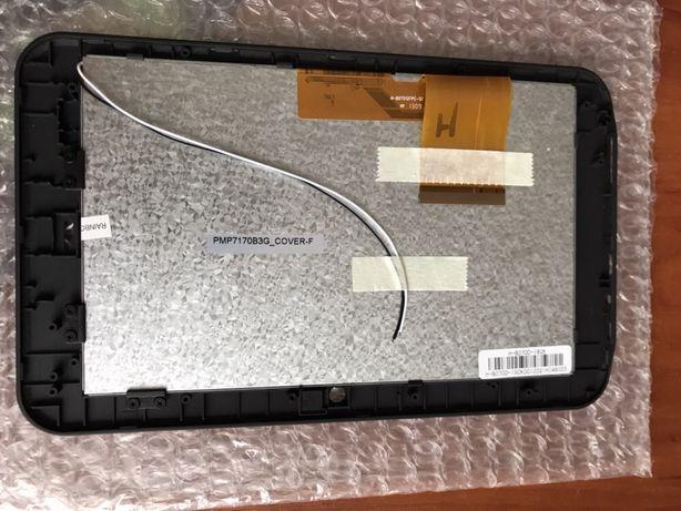 Дисплей с рамкой Prestigio multipad 7.0 Prime Duo 3G PMP7170B3G