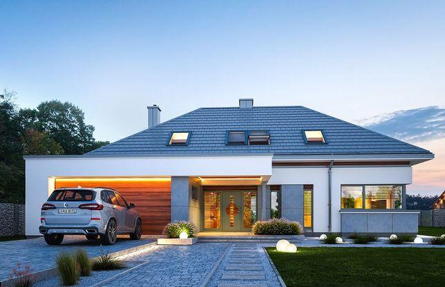 Проекты домов, архитектура,дизайн, строим под ключ.