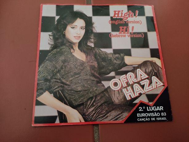 Disco Vinil Ofra Haza- High
