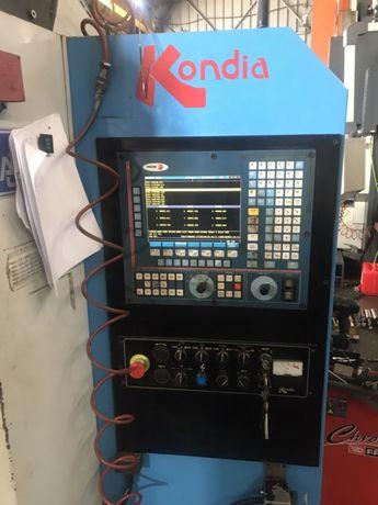 CNC centro maquinação Kondia HM2010