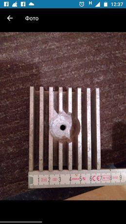 Радіатор охолодження алюмінієвий