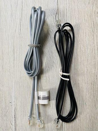 кабель для телефона-модема стационарного телефона 1 м