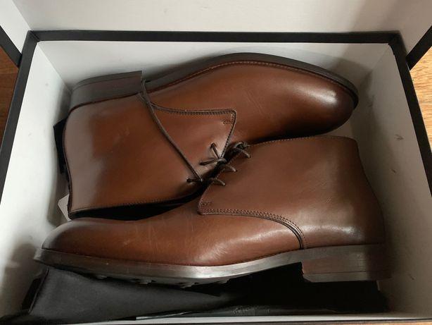 Nowe buty Massimo Dutti