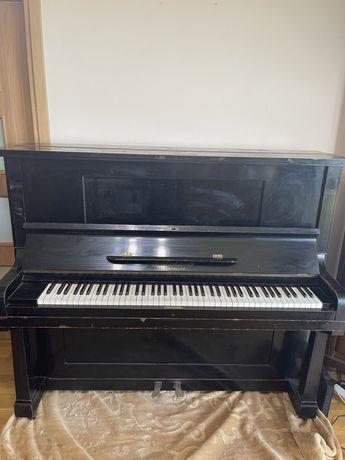Piekne niemieckie pianino w idelanym stanie do oddania , antyk