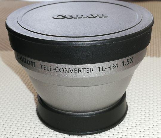 75Canon tele-converter TL-H34 1.5X