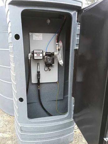 Zbiornik na ON diesel 5000L Promocja Standard+