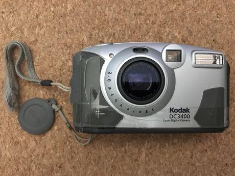 Câmera fotográfica digital Kodak DC3400