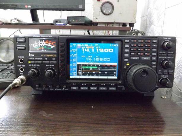 Трансивер Icom 756 pro2