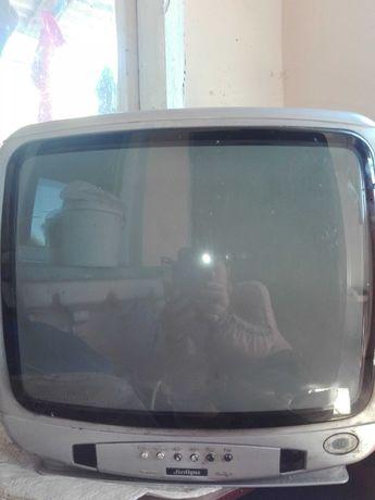 Телевизор Jinlipu 3728 цветной (красный)