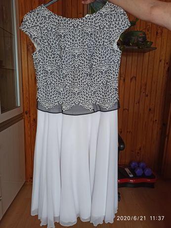 Przepiękna suknia projektu Teresy Kopias