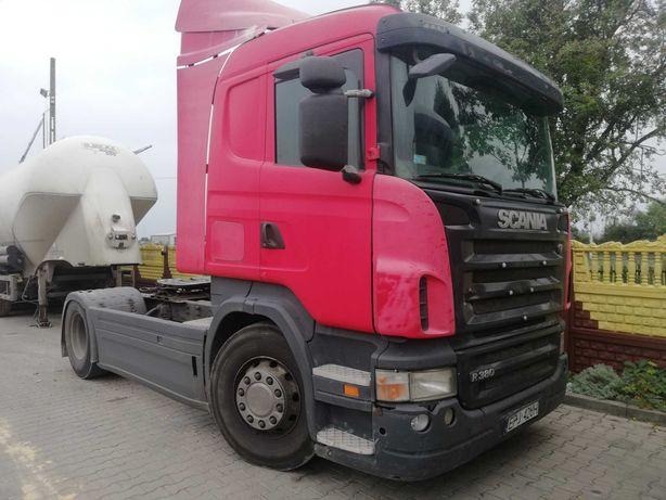 Scania r 380  Ciągnik siodłowy