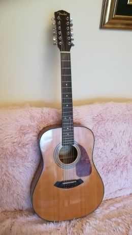 Sprzedam gitarę 12 sstrunową Fender  CD 140.