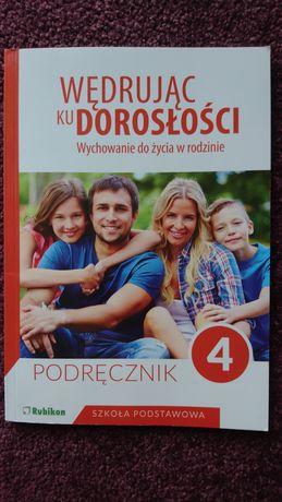 Wędrując ku dorosłości - podręcznik 4