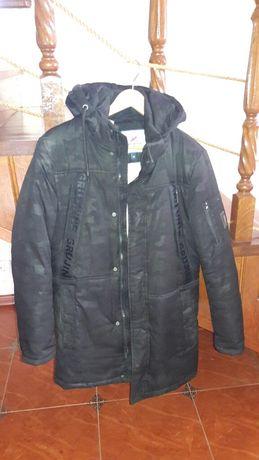 Куртка зимова для подростка