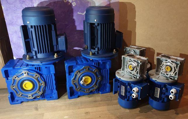 Редуктор 3МП NMRV планетарный червячный нмрв электродвигатель двигун