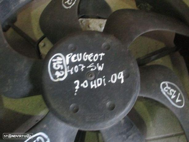 Ventilador VENT1152 PEUGEOT / 407 SW / 2009 / 2.0 hdi / Faurecia /