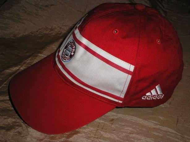 Колекція футбольна Бавария Мюнхен кепка бейсболка Adidas