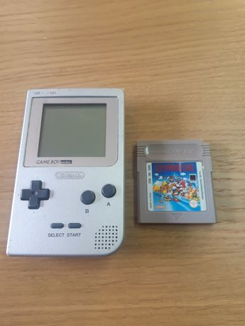 Gameboy pocket plus Marioland