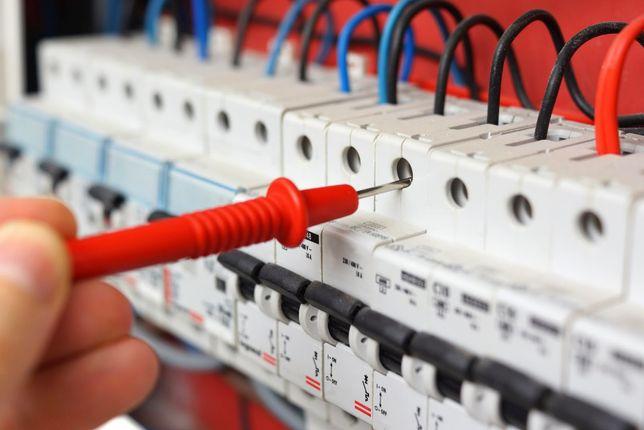 Instalacje elektryczne, pogotowie elektryczne 24/7, Elektryk
