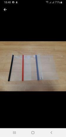 Папка пластиковая
