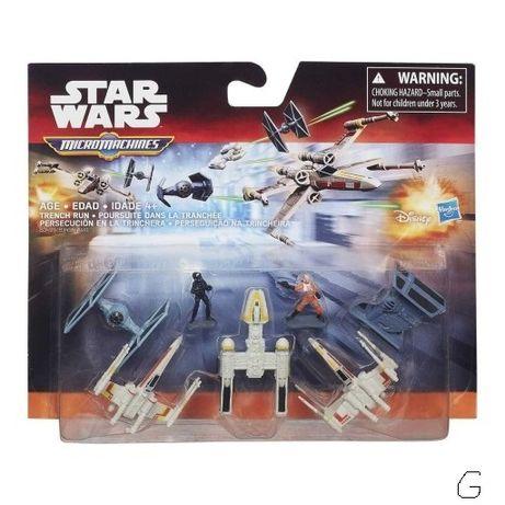STAR WARS micromachines figurki nowe TANIO!