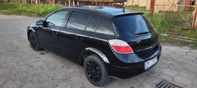 Opel Astra H, 2004r, Benzyna, 1.4, łańcuszek.