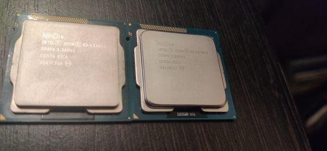 Intel xeon e3-1230v2, (LGA 1155) 4000руб.