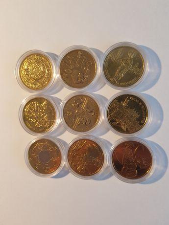Komplet 2 zł 2000 NG Monety mennicze stan I w kapslach