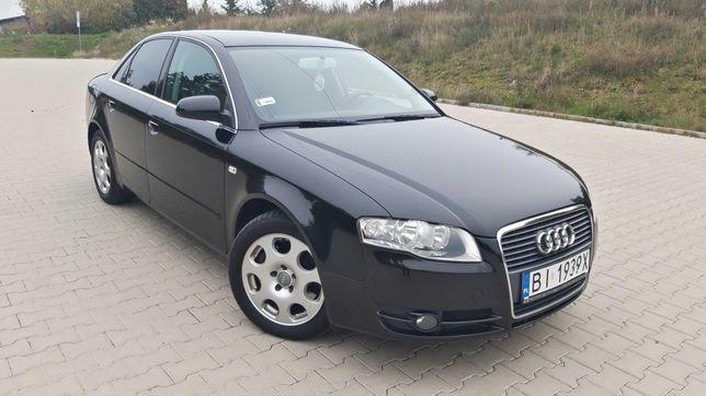 Audi A4 sedan 2007r .2.7 TDI- 180KM możliwa Zamiana