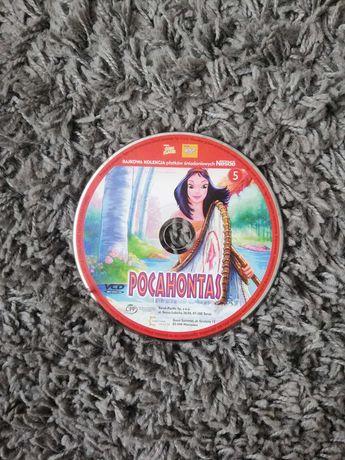 Pocahontas bajka VCD