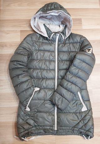 Kurtka zimowa khaki rozmiar S