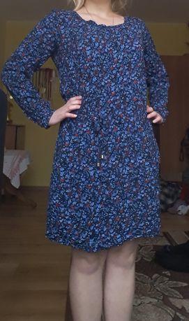Sukienka letnia różnokolorowy