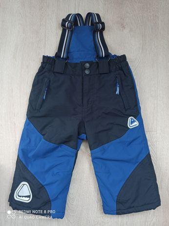 Полукомбинезон h&m, термоштаны reima, штаны lenne