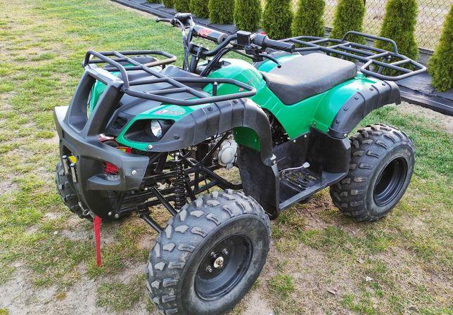 Quad ATV 125 KXD koła 10''