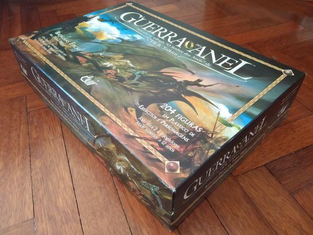 Jogo tabuleiro Guerra do Anel (1a edição)