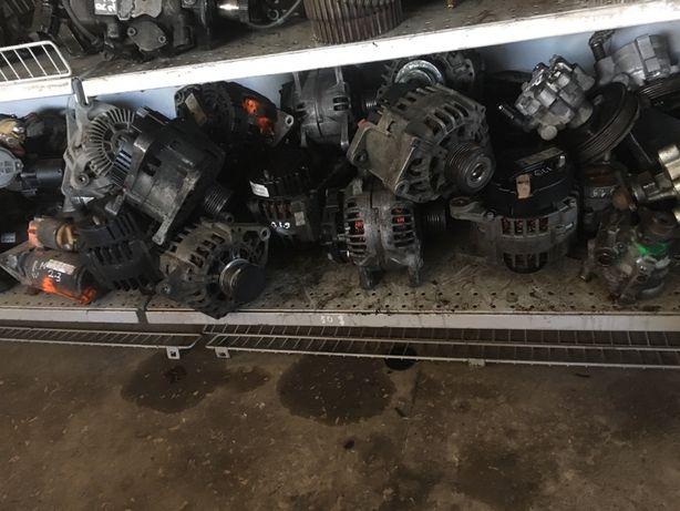 Генератор/генераторы Renault Trafic/Master 1.9/2.0/2.1/2.2/2.3/2.5/2.8