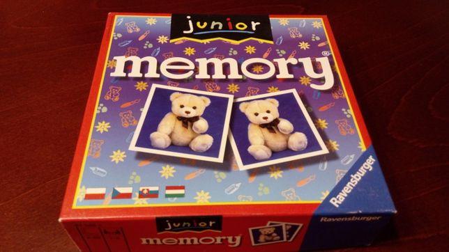 Gra pamięciowa Memory Junior Ravensburger