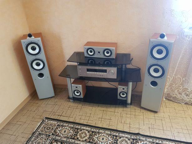 Продам акустическую систему YAMAHA