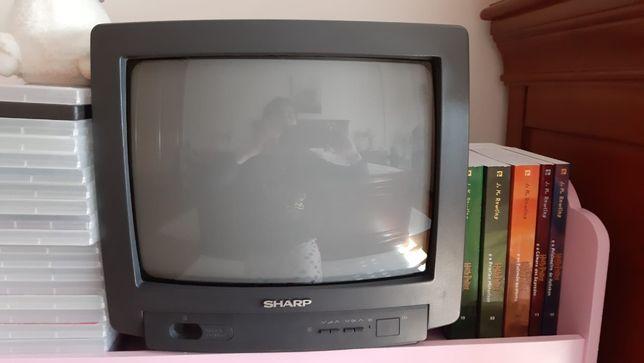 """TV SHARP 25"""" CRT Mod. 37GT-25s"""