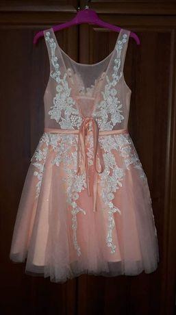 Sukienka na bal wesele impreze rozmiar S rozmiar 36