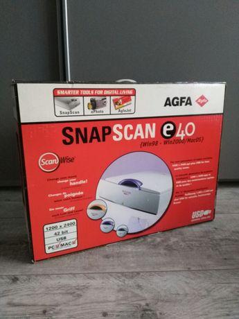 SnapScan E40 AGFA