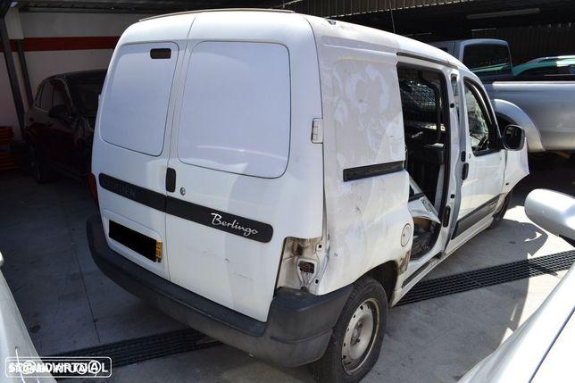 Citroën Berlingo 1.6 HDI Van de 2007 para peças