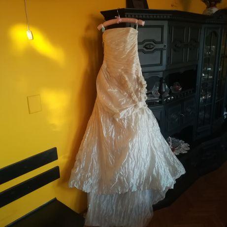 Suknia ślubna - okazja!