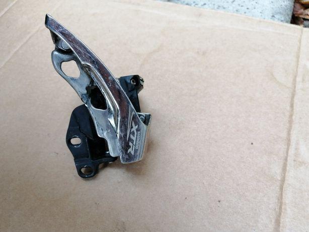 Przerzutka przód Shimano XTR M980