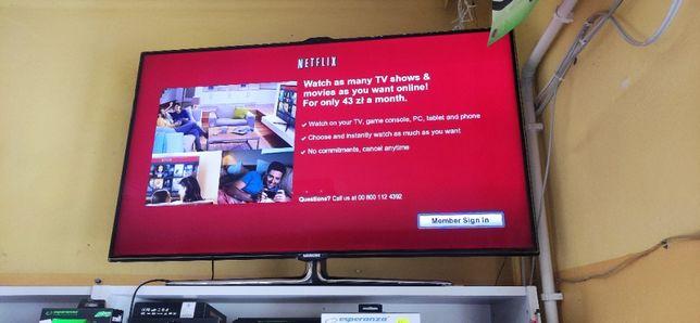 Sasmsung UE46WitaES7090 Smart Tv Netflix Kamera
