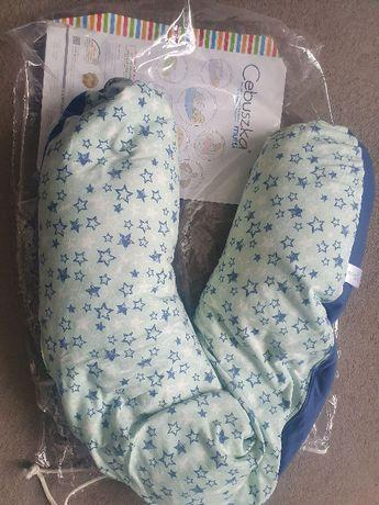 Poduszka ciążowa cebuszka do spania