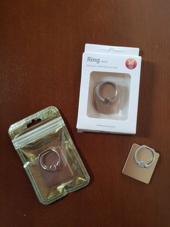 Suporte para telemóvel com formato anel / ring
