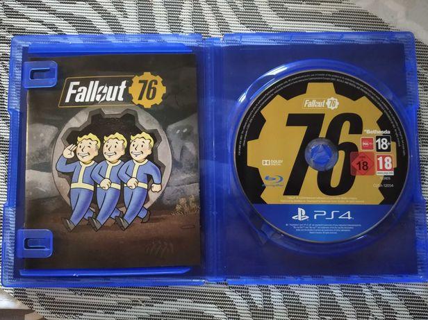 Nowa gra na Ps4 Fallout 76