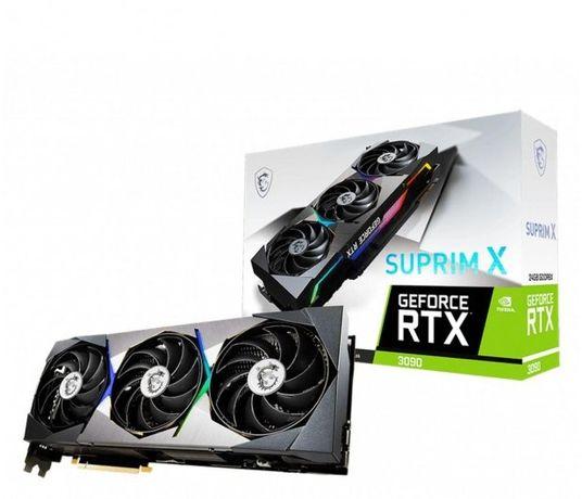 Відеокарта MSI GeForce RTX 3090 SUPRIM X 24GB GDDR6X