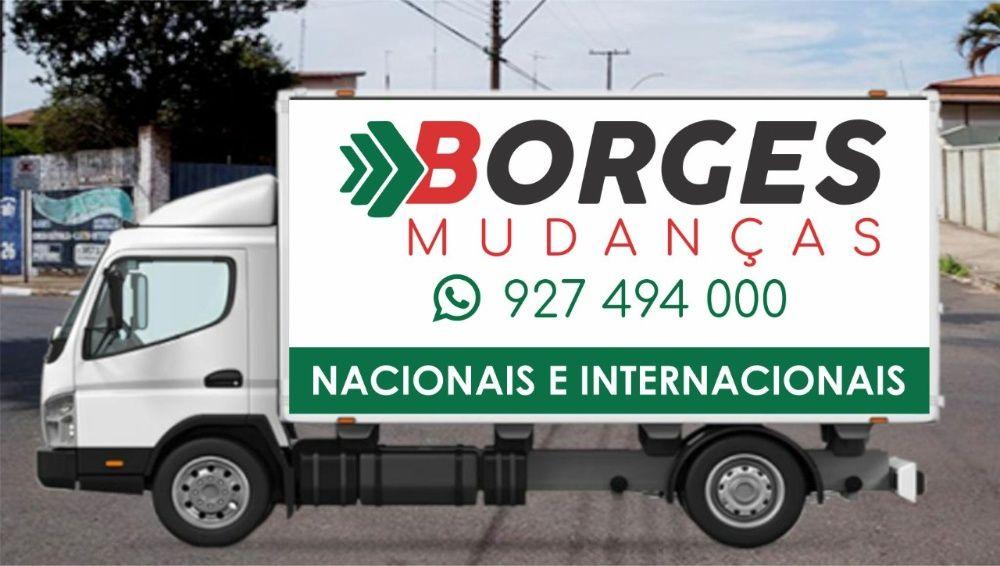 Mudanças e Transportes, Palmela, Almada, Sesimbra, Oeiras, Sintra